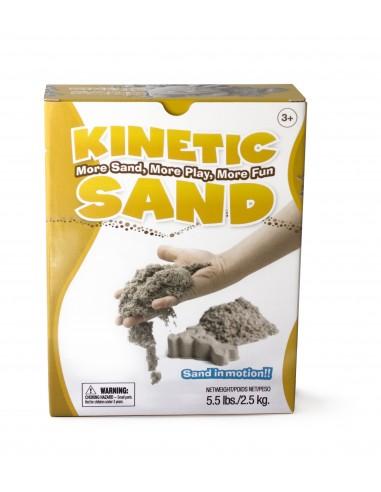 Arena cinética Kinetic Sand 2,5 Kg