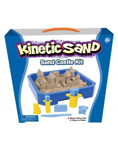 Kit para castillos de arena cinética...