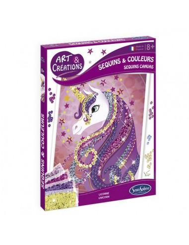 Art & Créations Lentejuelas y colores...