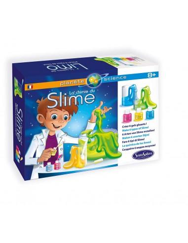 La química del slime