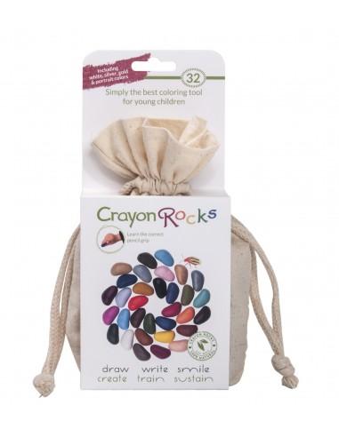 Bolsa de algodón con 32 colores