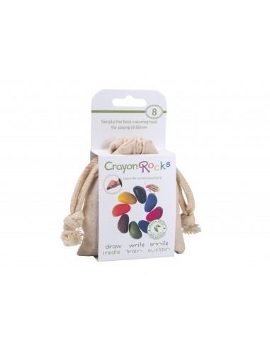 Bolsa de algodón con 8 colores
