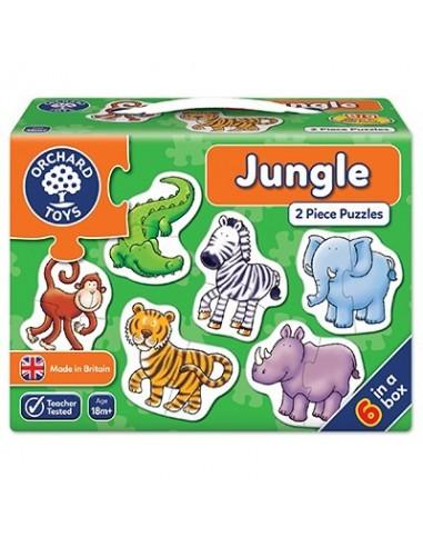 Mis primeros puzles: Animales de la...