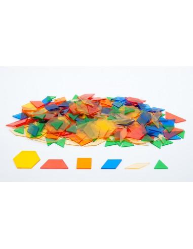 Set de 245 bloques geométricos de...