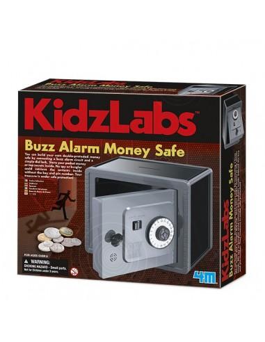 KidzLabs: caja fuerte con alarma