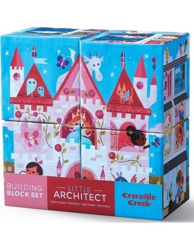 Set de 6 puzles de bloques Pequeña...