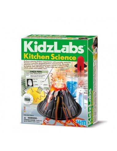 KidzLabs: ciencia culinaria