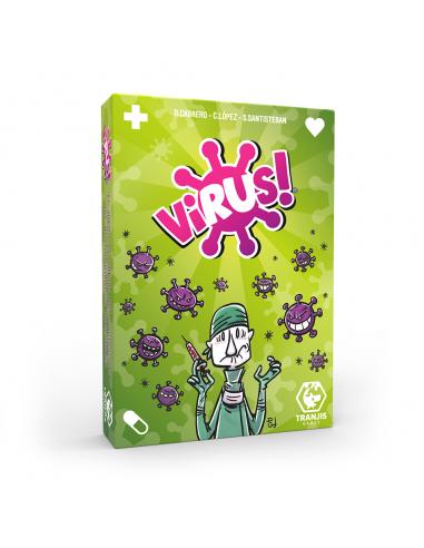 Virus - Juego de cartas