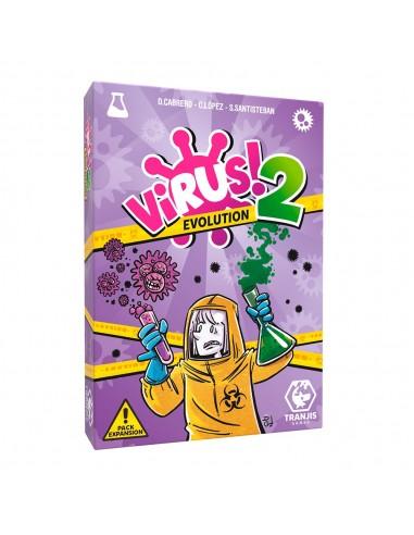 Virus 2 - Juego de cartas