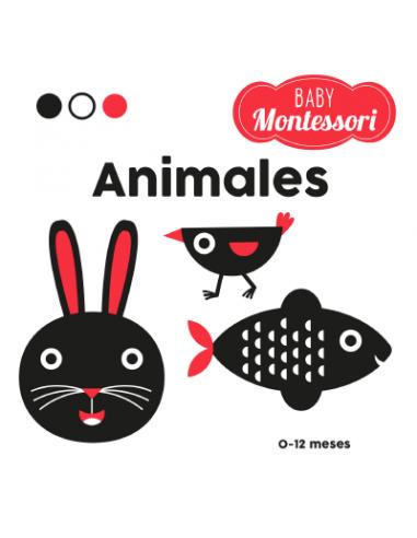 Animales, colección Baby Montessori