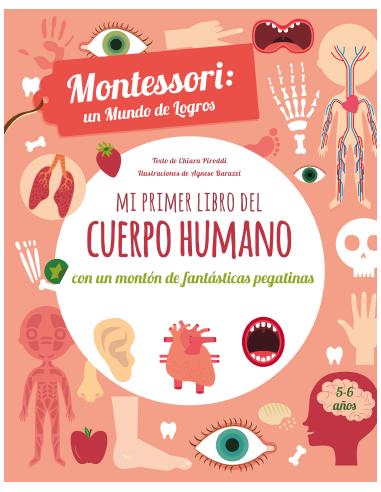 Mi primer libro del cuerpo humano,...