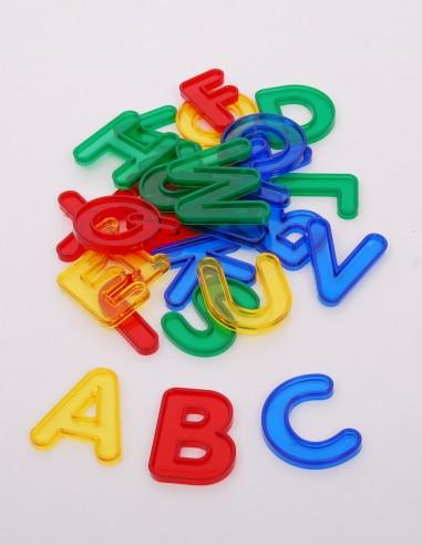 Set de 26 letras mayúsculas...