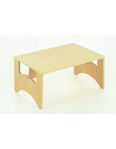 Mesa de madera plegable...