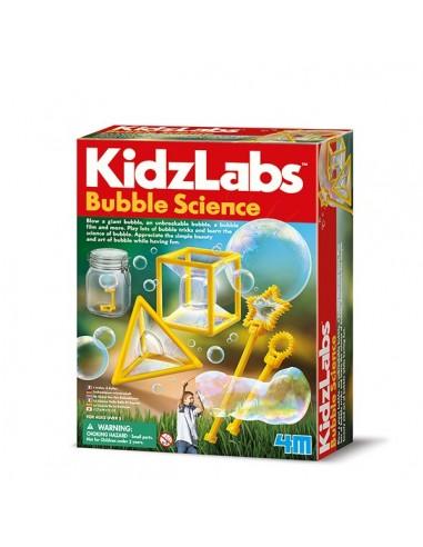 KidzLabs: ciencia de pompas