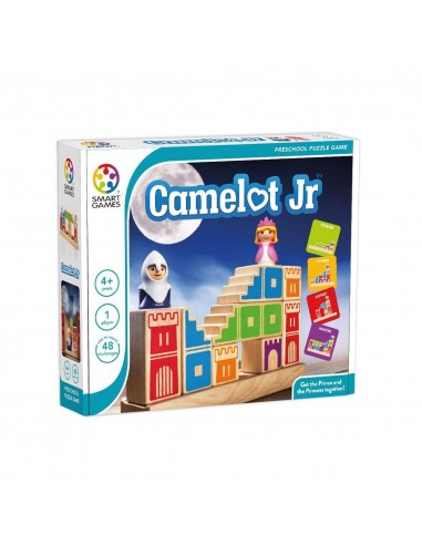 Juego de lógica Camelot Jr