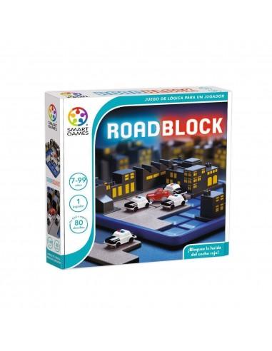 Juego de lógica Road block