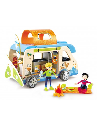 Aventuras en caravana
