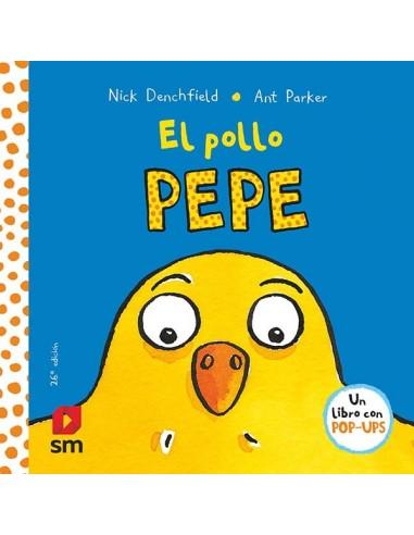 El pollo Pepe (pop up)
