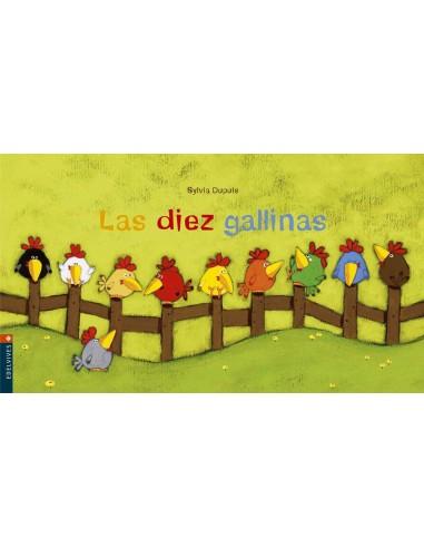 Las diez gallinas, colección Luciérnaga