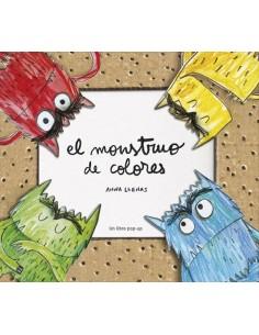 El monstruo de colores (pop...