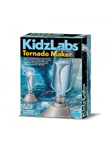 KidzLabs: creador de tornados