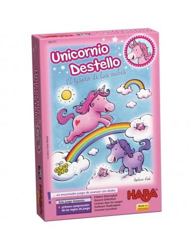 Unicornio Destello: El Tesoro de las...