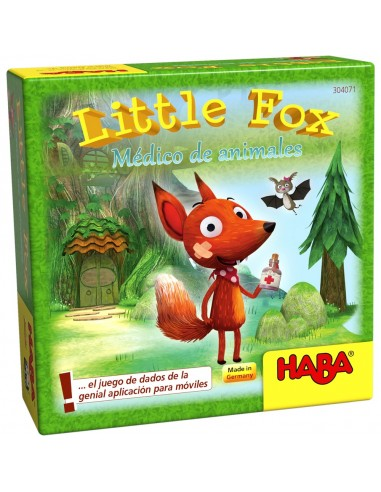 Little fox, médico de animales