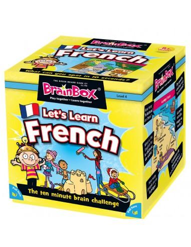 Juego de memoria Aprendamos francés