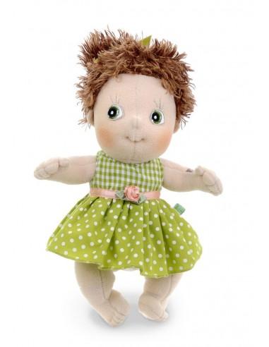 Muñeca de tela Karin