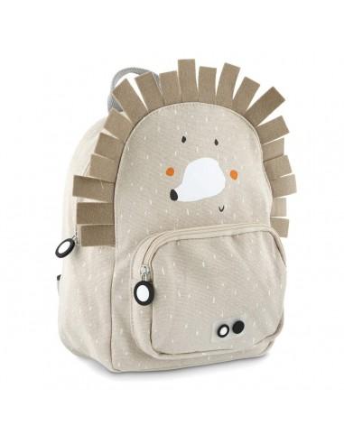Mochila de algodón Mr. Hedgehog