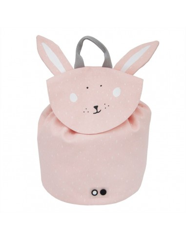Mini mochila de algodón Mr. Rabbit