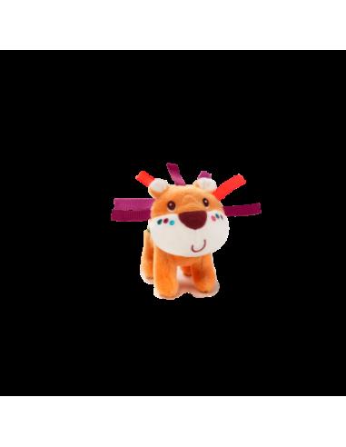 Mini personaje del león Jack