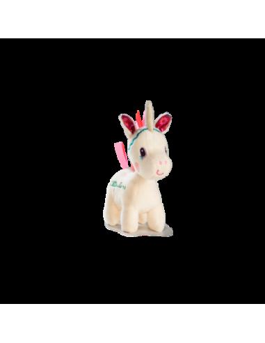 Mini personaje de la unicornio Louise