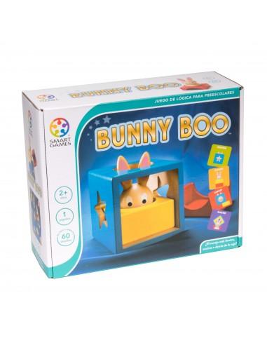 Juego de lógica Bunny Boo