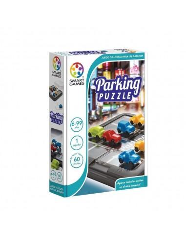 Juego de lógica Parking puzzle