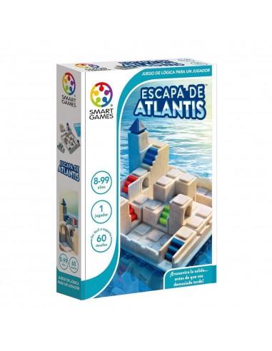 Juego de lógica Escapa de Atlantis