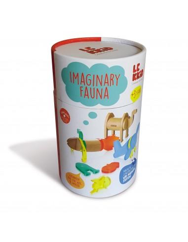 Fauna imaginaria, cilindro de 22...