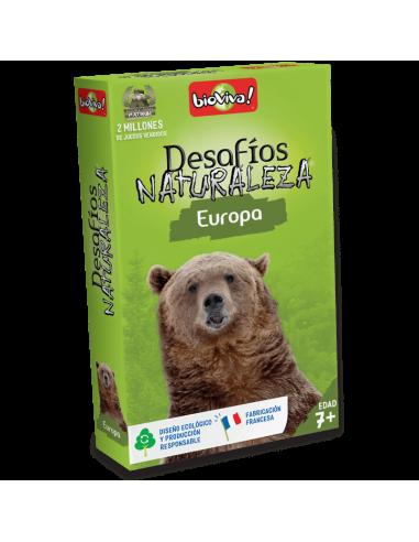Cartas desafíos Naturaleza Europa