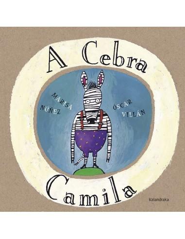 A cebra Camila (galego)