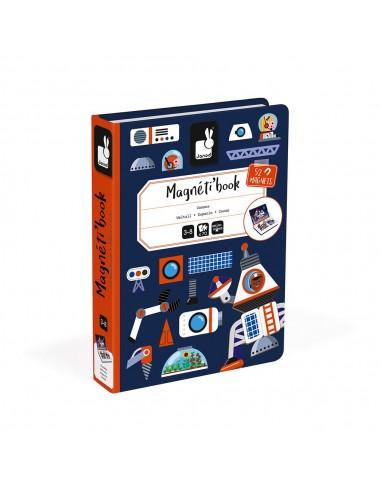 Juego magnético Magneti'book Espacio