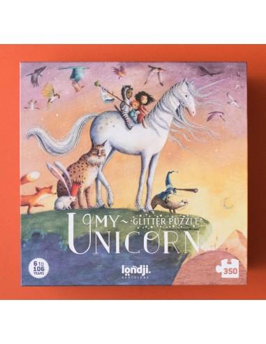 Puzle My Unicorn, de 350 piezas