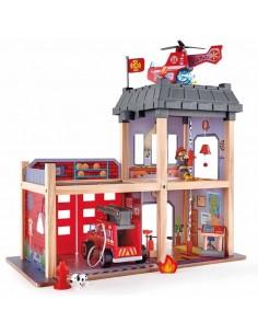 Parque de bomberos de...