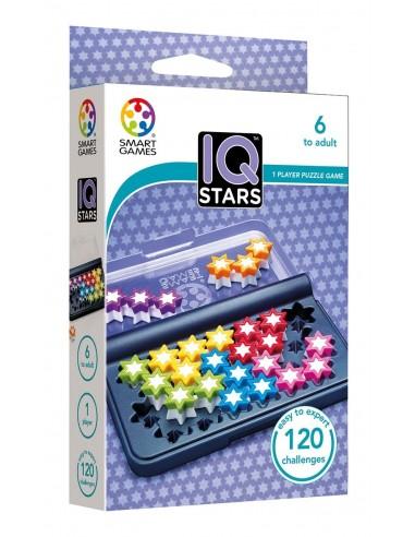 Juego de lógica IQ stars