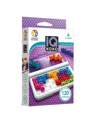 Juego de lógica IQ XOXO