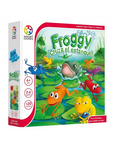 Juego de lógica Froggy