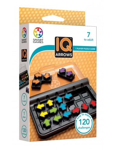 Juego de lógica IQ Arrows