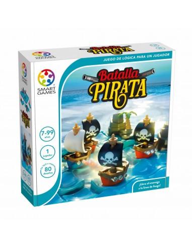 Juego de lógica Batalla pirata