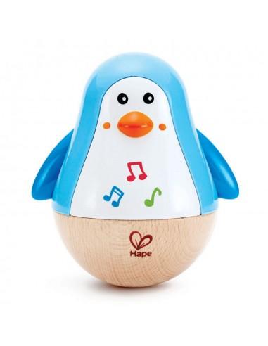 Tentetieso musical de pingüino