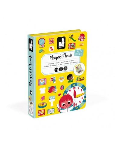 Juego magnético Magneti'book Aprendo...
