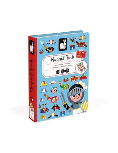Juego magnético Magneti'book...